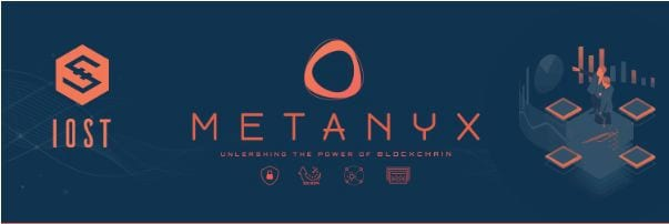 Metanyx Discusses Malta Blockchain Experience, IOST Development, Libra and Future Plans
