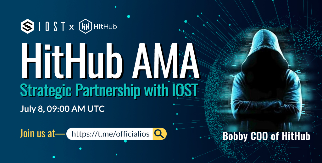 Recap of IOST AMA with HitHub's COO Bobby