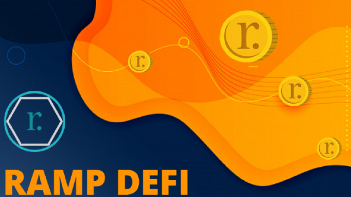 Interview with RAMP DeFI's CEO Lawrence Lim